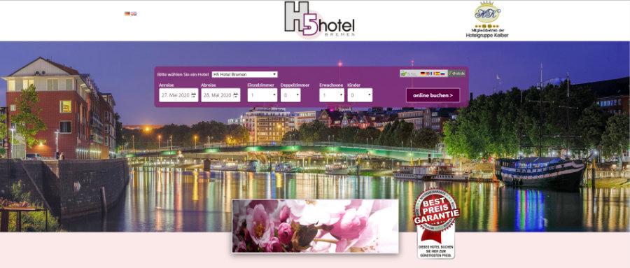 H5hotel Bremen