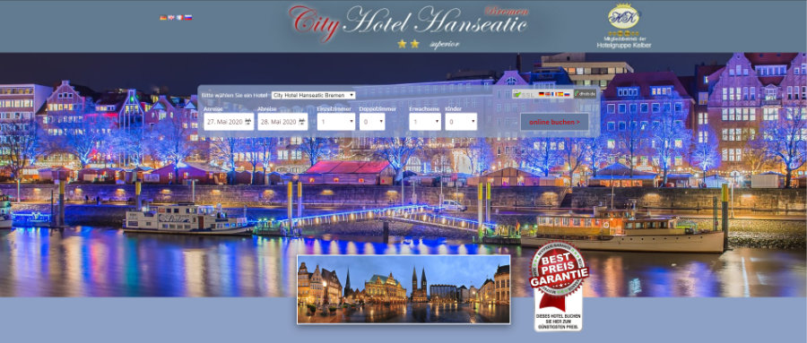 City Hanseatic Hotel Bremen